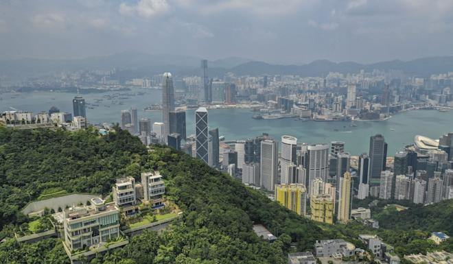 Only 1 per cent of Hong Kong's energy comes from renewable sources. Photo: Roy Issa