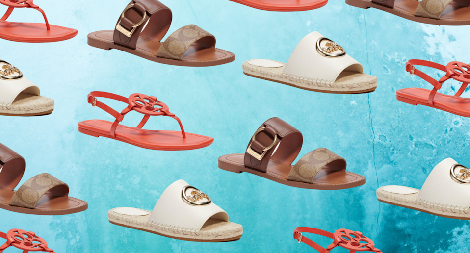 Coach is offering an additional 20% off these summer essentials — but they won't last for long (Photo via Coach Outlet)