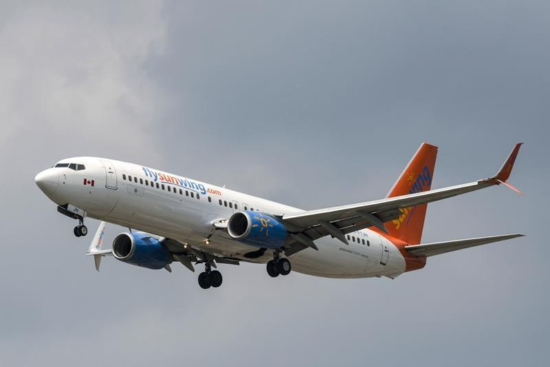 Sunwing temporarily grounds Boeing 737 Max 8 aircraft for 'commercial reasons'