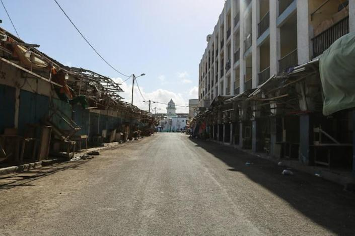 Djibouti has imposed a nationwide lockdown as its number of coronavirus cases soared (AFP Photo/-)