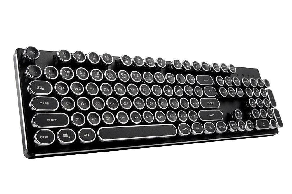 Monday's Amazon Gold Box deals of the day feature a typewriter-inspired mechanical keyboard, an iPad 2 typing cover, and a set of professional headphones. Enjoy savings up to $310 and discounts as deep as 78 percent.