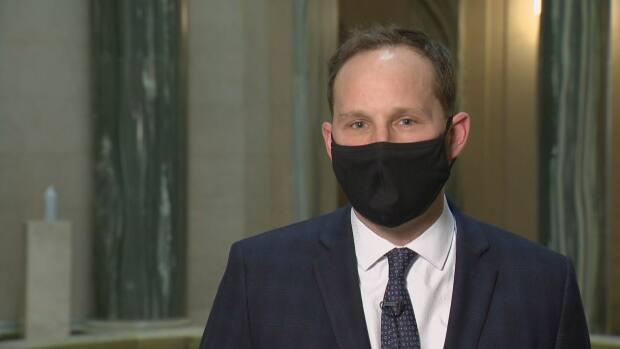 Opposition NDP Leader Ryan Meili says Premier Scott Moe should have come clean before the election that the  provincial budget would not be balanced by 2024. (CBC - image credit)