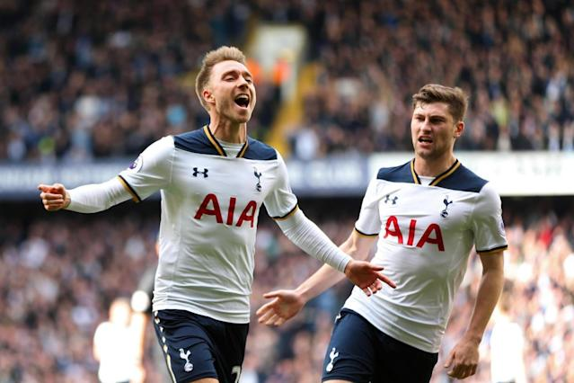(Tottenham Hotspur FC via Getty Images)