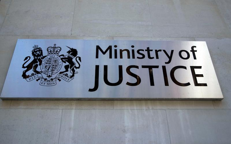 Ministry of Justice - Credit: Heathcliff O'Malley