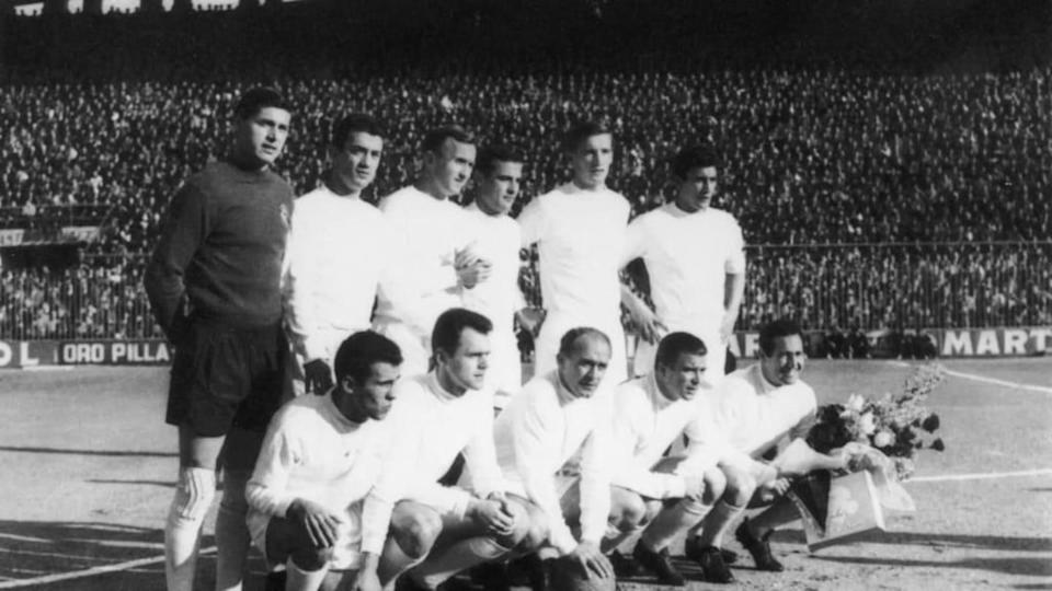 Real Madrid, de Di Stéfano, dominava a Europa | Central Press/Getty Images