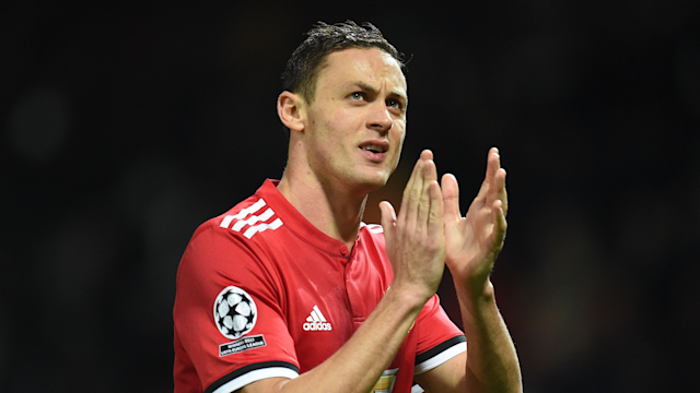 The Serbia international, who is now on the books at Manchester United, admits that he was forced out of an attacking berth during his time at Benfica
