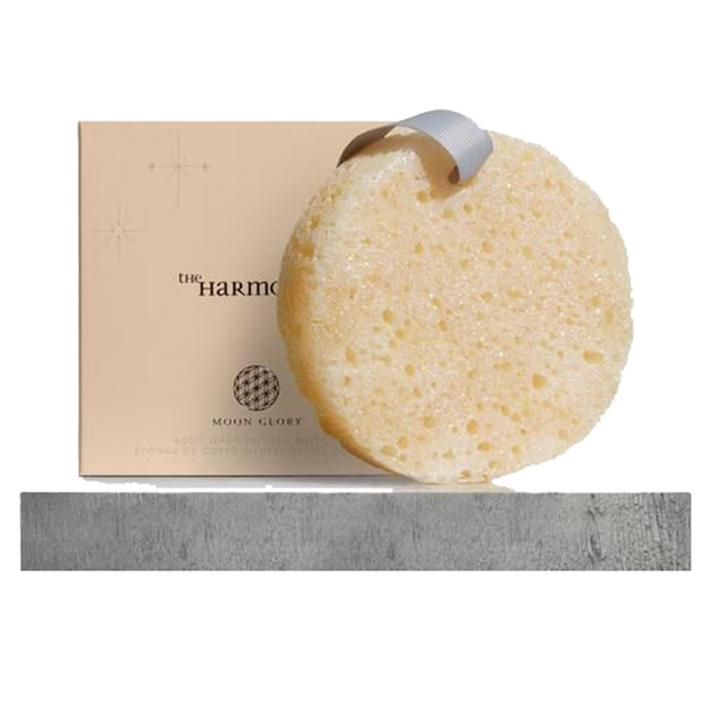 "<p>""The Harmonist Moon Glory Scented Bath and Shower Sponge makes me excited to shower. Just run it under water, and the <a href=""https://www.allure.com/gallery/best-body-washes?mbid=synd_yahoo_rss"" rel=""nofollow noopener"" target=""_blank"" data-ylk=""slk:body wash"" class=""link rapid-noclick-resp"">body wash</a> — infused within the sponge — starts to create the most luxurious lather. And like everything by fragrance brand The Harmonist, the scent — a blend of jasmine, lychee, and sandalwood — is totally intoxicating."" <em>— Dianna Mazzone, senior beauty editor</em></p> <p><strong>$28</strong> (<a href=""https://www.theharmonist.com/collections/sponges/products/moon-glory-scented-bath-and-shower-sponge"" rel=""nofollow noopener"" target=""_blank"" data-ylk=""slk:Shop Now"" class=""link rapid-noclick-resp"">Shop Now</a>)</p>"