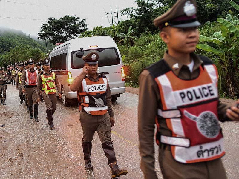 Police in Thailand have charged the soldier with six offences and are looking for more victims: Getty