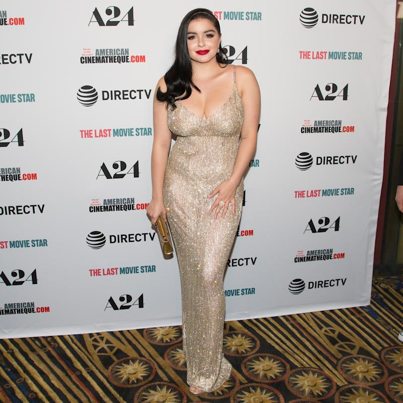 Ariel Winter taking break from college to pursue film career