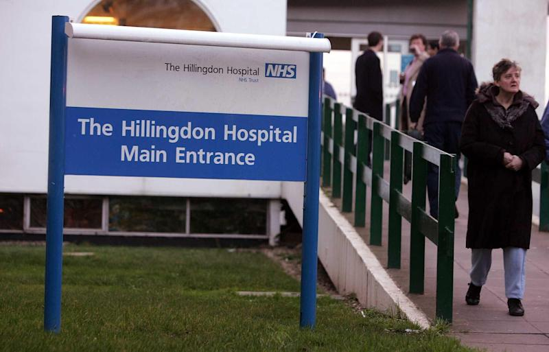 The Hillingdon Hospital (Photo: Cathal McNaughton - PA Images via Getty Images)