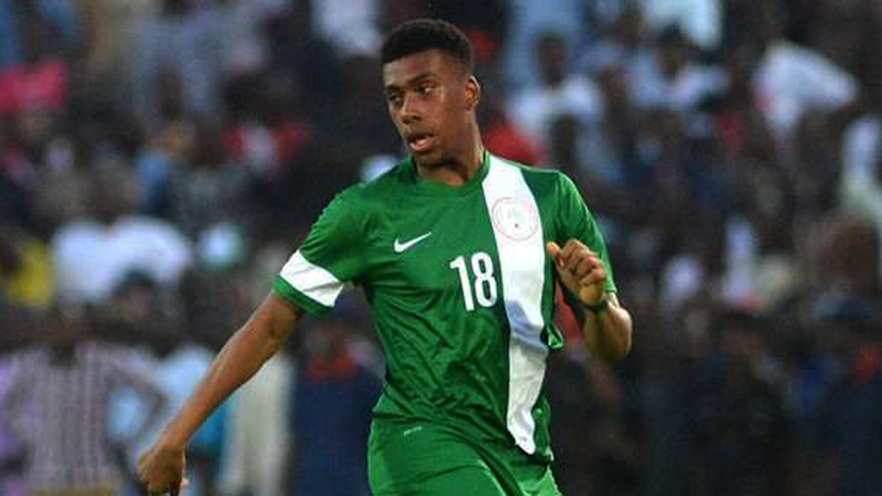 OFFICIAL: Arsenal's Iwobi is Nigeria's best dancer