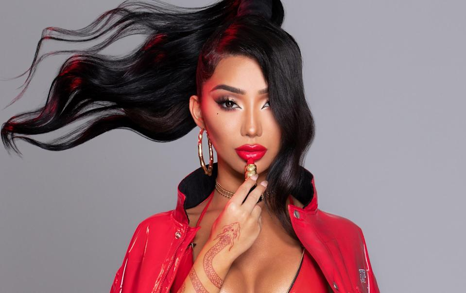 YouTube star Nikita Dragun is showing that trans women can be sexy too. (Photo: Nikita Dragun)