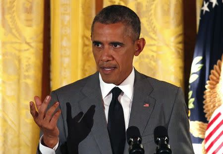 President Obama attends celebration of Special Olympics at the White House in Washington