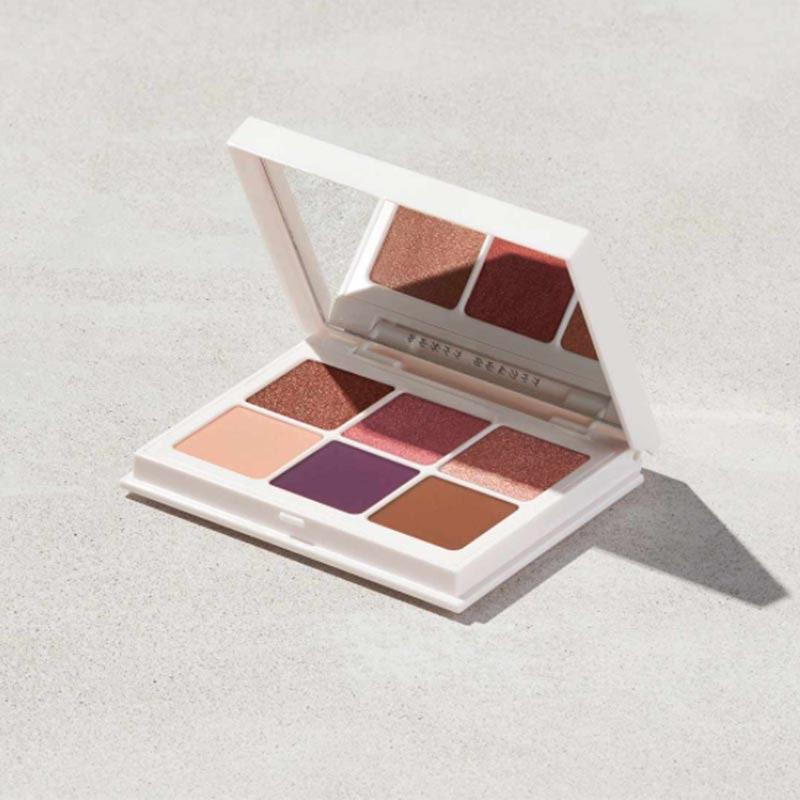 """The indecisive Fenty lover can keep all her favorite eyeshadow in one place thanks to this mix-and-match palette that's honestly genius. Rihanna, your <em>mind</em>. $25, Fenty Beauty. <a href=""""https://www.fentybeauty.com/snap-shadows-mix-and-match-eyeshadow-palette/FB70023.html"""" rel=""""nofollow noopener"""" target=""""_blank"""" data-ylk=""""slk:Get it now!"""" class=""""link rapid-noclick-resp"""">Get it now!</a>"""