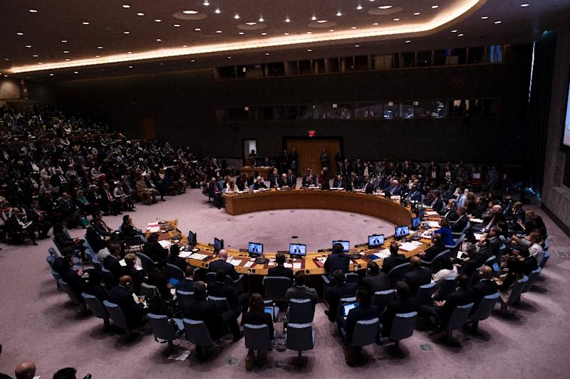 Five European countries currently hold seats on the UN Security Council, where the United States has veto power