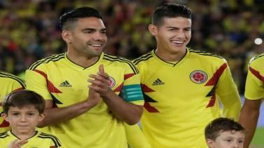 Colombia finished fourth in the CONMEBOL standings for World Cup qualifying and qualified on the last day of the qualifiers.