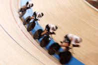 Cycling - Track - Women's Team Pursuit - 1st Round