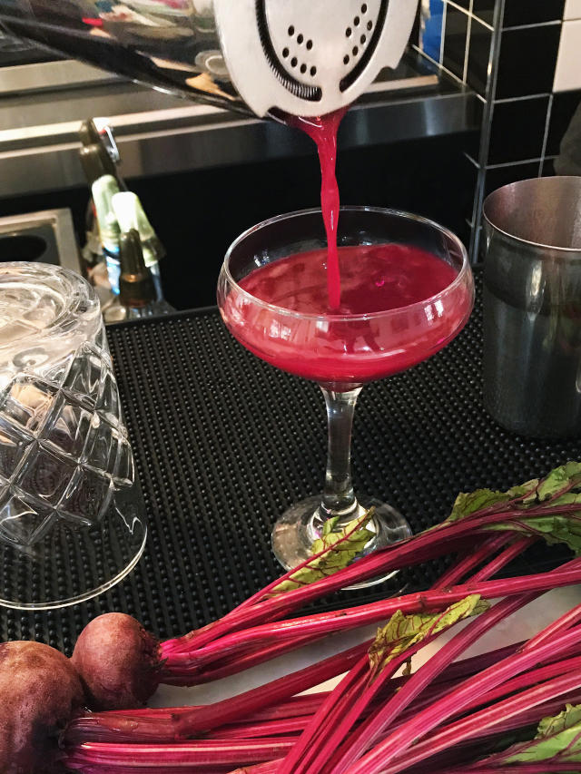 Beets are thought to help purify your blood and liver. (Photo: Natasha Otrakji/ Pokito Brooklyn)