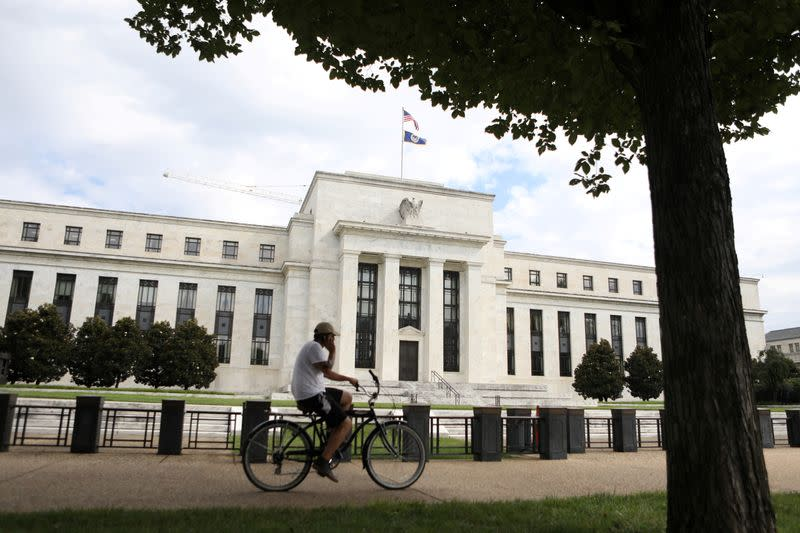 Don't touch that dial! Traders see Fed on hold until after 2020 election