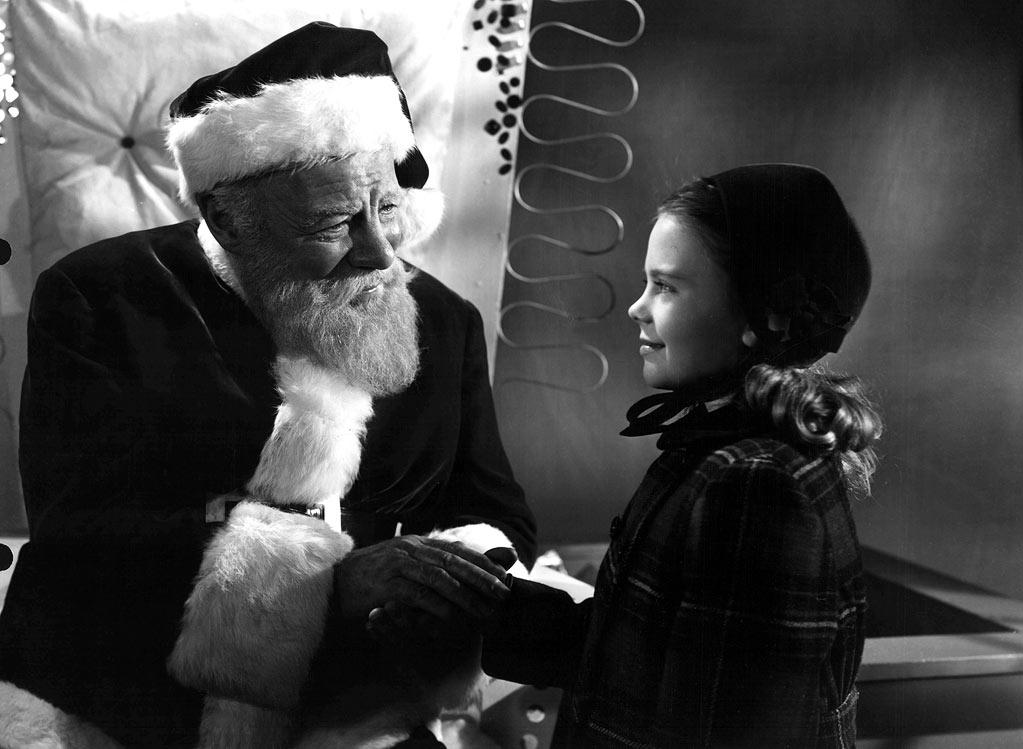 """Best Supporting Actor Winner - Edmund Gwenn, 72, """"Miracle on 34th Street"""""""
