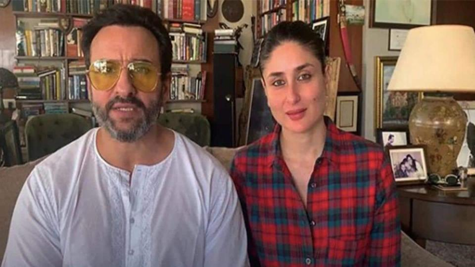 Mom-to-be Kareena Kapoor shares a glimpse of her