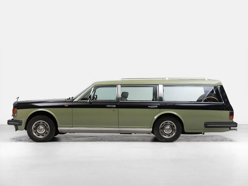 Please, Somebody Buy This 1983 Rolls-Royce Station Wagon Tow Rig