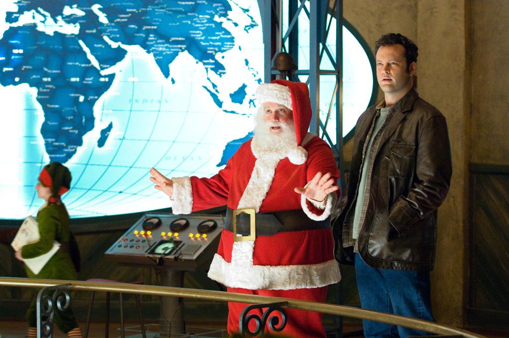 """Fred Claus"" on ABC Family 