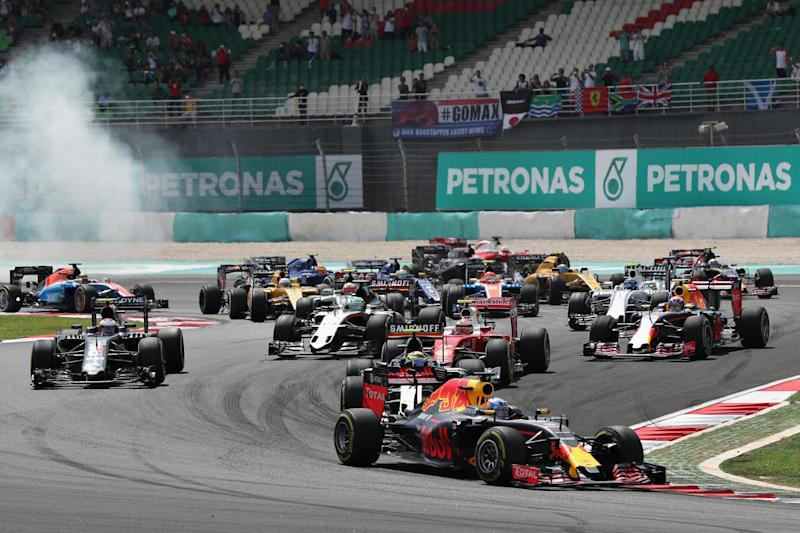 Axed: Malaysia Grand Prix: Getty Images