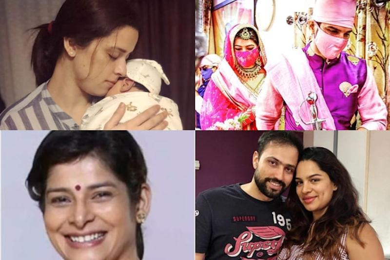 From Weddings To Financial Crisis, Here's Everything That Happened In The World Of Indian TV During Lockdown