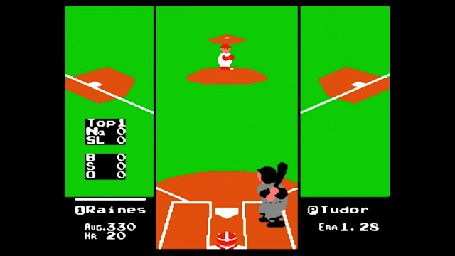 Tim Raines was a beast in Nintendo's 'RBI Baseball.'