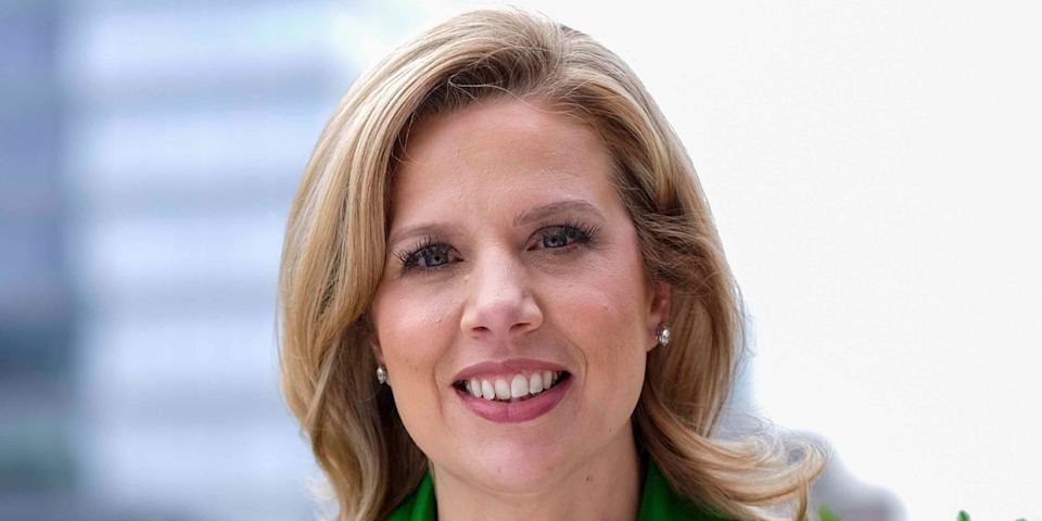 84) Jacqui Canney, global chief people officer, WPP. Photo: WPP