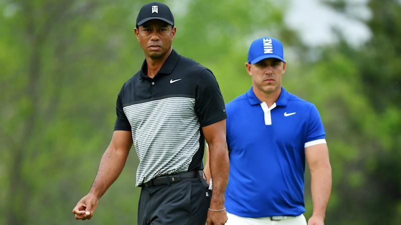 Golf needs Tiger Woods' body to hold up in 2020, says Brooks Koepka