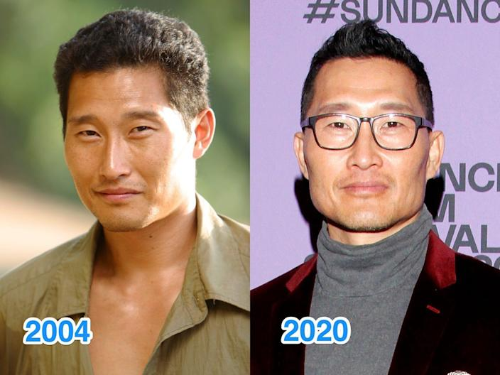 daniel dae kim then and now