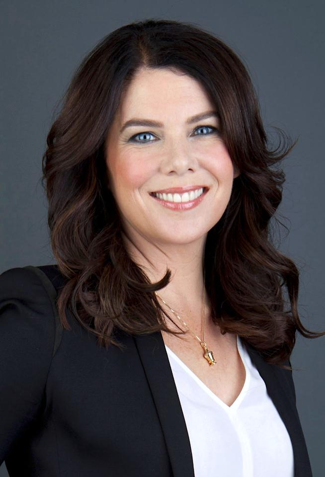 "FILE - In this April 30, 2013 file photo, actress Lauren Graham poses for a portrait in promotion of her new book, ""Someday, Someday, Maybe: A Novel,"" in New York. Netflix says ""Gilmore Girls: A Year in the Life"" will debut globally on Nov. 25, 2015, with the show's original stars, Lauren Graham, who plays Lorelai Gilmore and Bledel, who plays her daughter Rory. (Photo by Amy Sussman/Invision/AP, File)"
