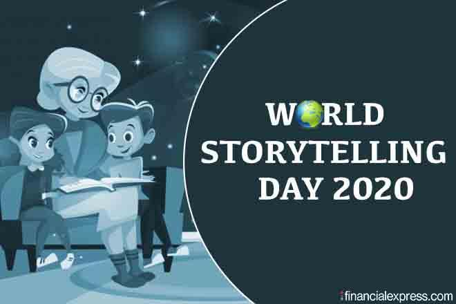 world storytelling day 2020, oral storytelling, storytelling tradition, art of storytelling