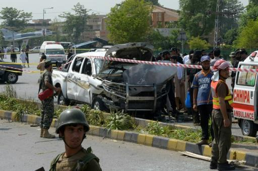 'Taliban' suicide bomber kills two in NW Pakistan