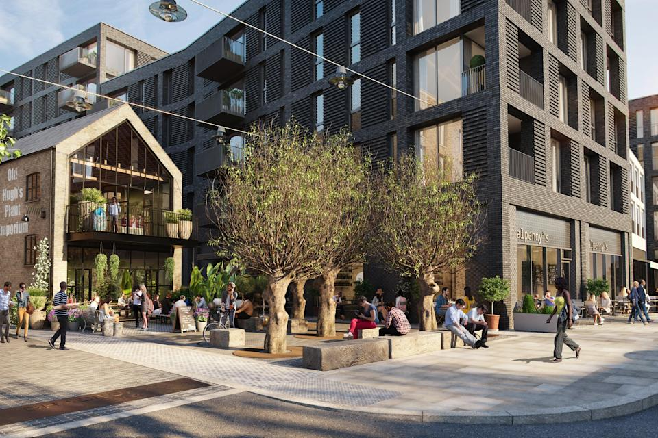 Premier destination: The Brentford Project is on the up – like the local football club (The Brentford Project)