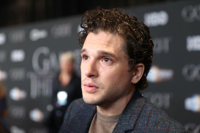 Kane will spend his downtime watching Kit Harington and the rest of the cast of Game of Thrones