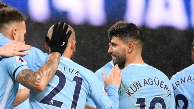 <p>Silva one of the best - Aguero buoyed by old ally's Manchester City return</p>