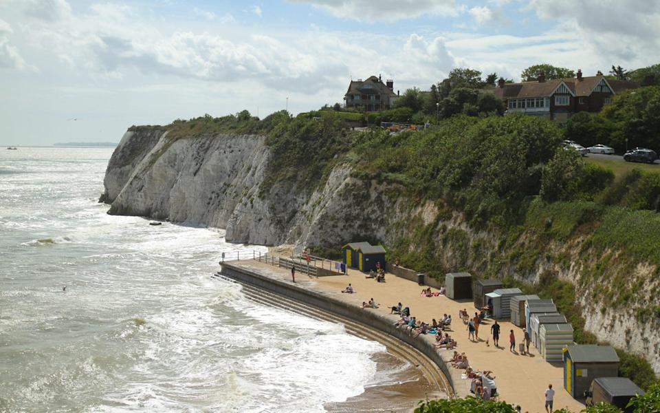 There's a lovely summer buzz in Ramsgate - Getty