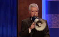 """<p>Hey, <em>Jeopardy!</em> has to make sure that you know your stuff! The final test is a <a href=""""https://www.jeopardy.com/be-on-j/faqs"""" rel=""""nofollow noopener"""" target=""""_blank"""" data-ylk=""""slk:50 question &quot;in-person&quot; online test"""" class=""""link rapid-noclick-resp"""">50 question """"in-person"""" online test</a>.</p>"""