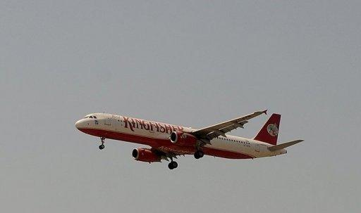 Kingfisher Airlines losses double
