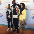 """<p>Odom had three kids—Destiny, Lamar Jr., and Jayden—with Liza Morales before he married <a href=""""https://www.marieclaire.com/celebrity/a18671966/lamar-odom-talks-khloe-kardashian-pregnancy/"""" rel=""""nofollow noopener"""" target=""""_blank"""" data-ylk=""""slk:Kholé Kardashian"""" class=""""link rapid-noclick-resp"""">Kholé Kardashian</a> in 2009. In 2006, his youngest son Jayden tragically passed away in his sleep <a href=""""http://www.espn.com/nba/news/story?id=2504783"""" rel=""""nofollow noopener"""" target=""""_blank"""" data-ylk=""""slk:due to suffocation"""" class=""""link rapid-noclick-resp"""">due to suffocation</a>. It's thought that the death of his 6-month-old son led to the basketball star's <a href=""""http://people.com/sports/how-the-death-of-lamar-odoms-baby-boy-sent-him-spiraling-into-drug-addiction-and-infidelity-his-ex-reveals/"""" rel=""""nofollow noopener"""" target=""""_blank"""" data-ylk=""""slk:drug addiction"""" class=""""link rapid-noclick-resp"""">drug addiction</a>.</p>"""