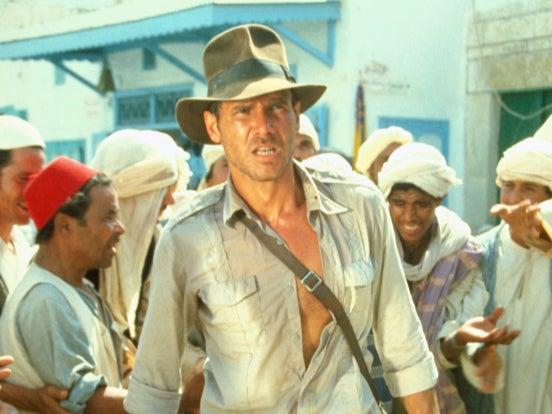 Harrison Ford as Indiana Jones in Raiders of the Lost ArkParamount Pictures
