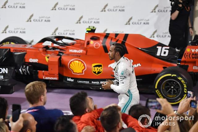"74 - GP de Bahrein 2019, Mercedes <span class=""copyright"">Mark Sutton / Motorsport Images</span>"