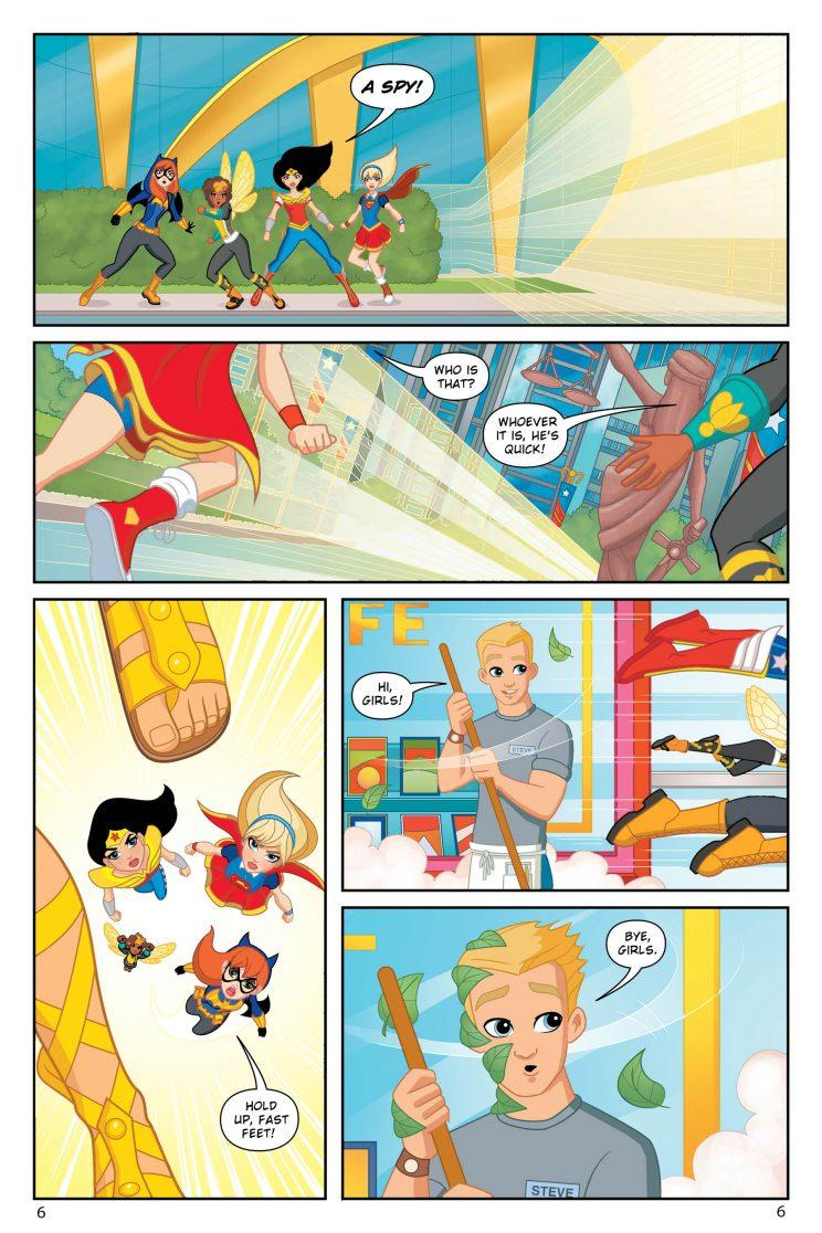 DC Super Hero Girls p6