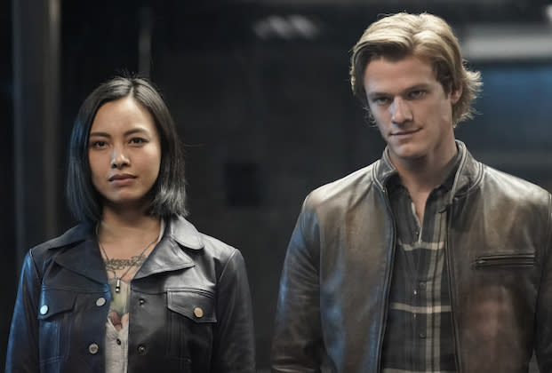 MacGyver's Levy Tran Promoted to Series Regular for Season 4
