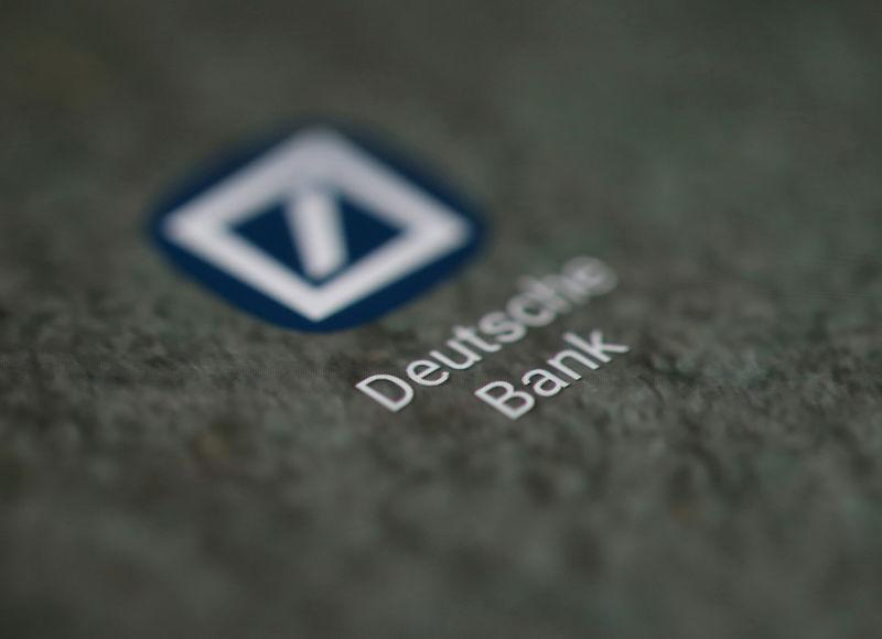 Deutsche Bank swings to full-year profit after tepid Q4