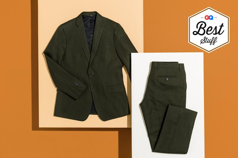 The Best Suit for Staying Cool this Summer
