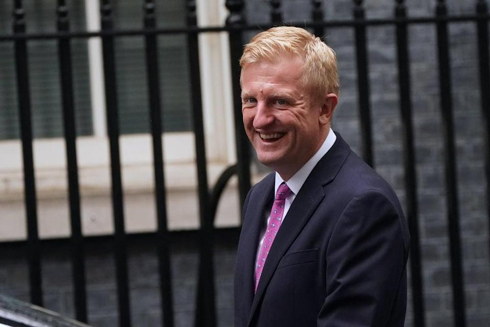 Oliver Dowden said he expects the numbers to increase (Victoria Jones/PA) (PA Wire)